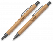 Recycled Bamboo Pens (2 pack)