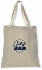 Recycled Canvas Cotton Tote Bag