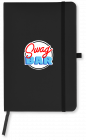Small Soft Touch Hardback Notebook